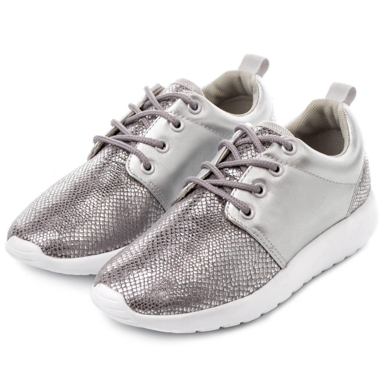 Жіночі кросівки Haidra 39 silvery