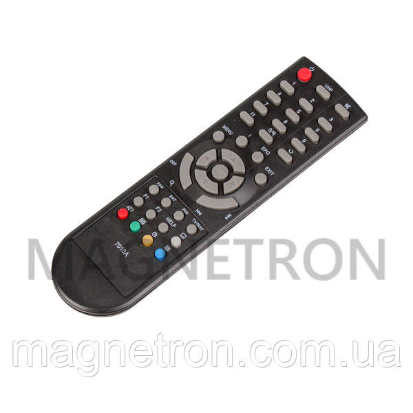 Пульт ДУ для SAT Globo 7010A BLACK