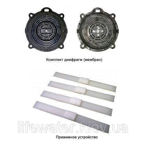 Ремкомплект мембран для компресорів Secoh EL
