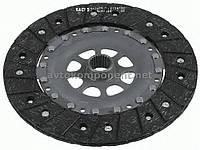 Диск сцепления Mercedes   Sprinter  015 250 19 03 (производство SACHS) (арт. 1864504031), AGHZX