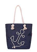 Летняя сумка с якорем POOLPARTY, фото 1