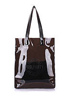 Прозрачная сумка POOLPARTY Toxic, фото 1