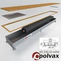 Внутрипольный конвектор Polvax KE.230.2500.90