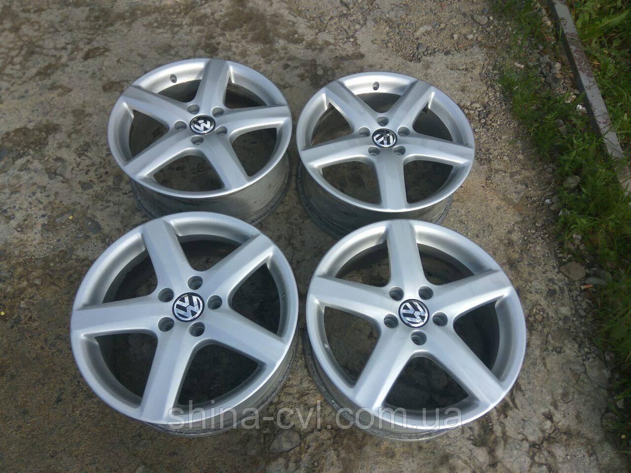 Диски 5.112 R17 (7J×17H2) ET54 Volkswagen Golf