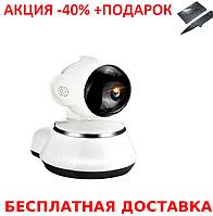 Беспроводная поворотная IP-камера DL-V3 с ИК подсветкой + нож- визитка, фото 1