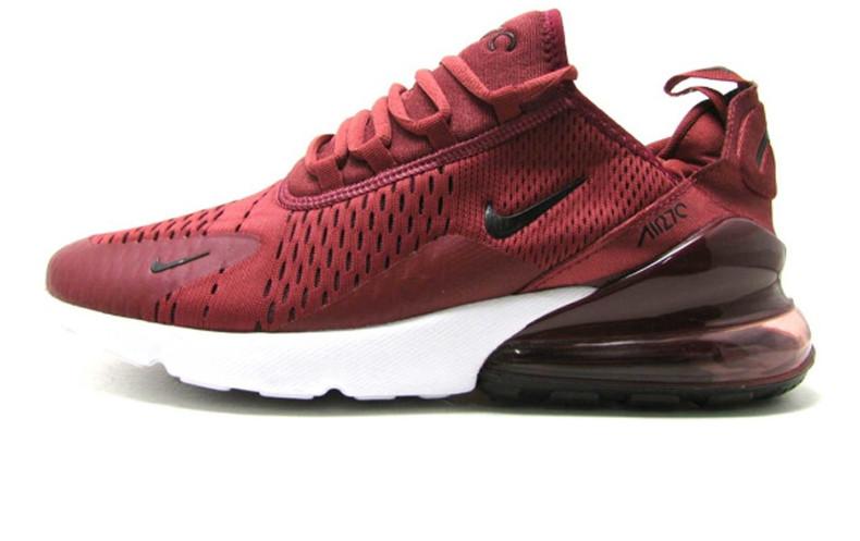 Женские кроссовки Nike Air Max 270 Bordo/Black