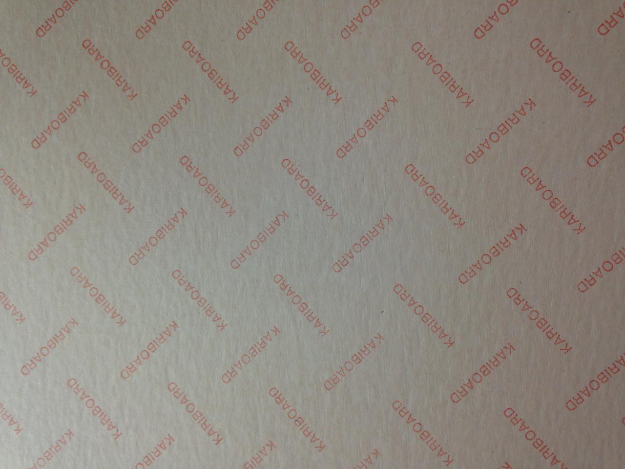 Картон обувной стелечный KARIBORD 900 1.25mm