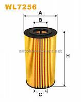 Фильтр масляный BMW E34, E36 WL7256/OE649/1 (производство WIX-Filtron) (арт. WL7256), ABHZX