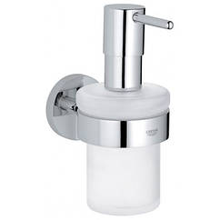 Дозатор жидкого мыла Grohe Essentials 40448001