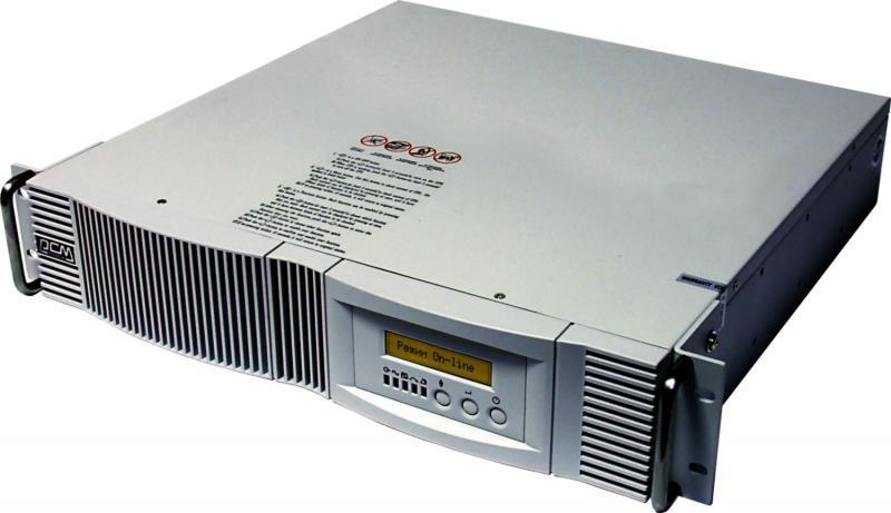 Источник бесперебойного питания VGD-700-RM (2U) / VGD-1000-RM (2U) / VGD-1500-RM (2U) / VGD-2000-RM (2U) / VGD-3000-RM (2U)