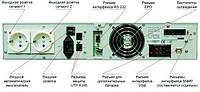 Источник бесперебойного питания VGD-700-RM (2U) / VGD-1000-RM (2U) / VGD-1500-RM (2U) / VGD-2000-RM (2U) / VGD-3000-RM (2U), фото 6