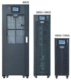 Источник бесперебойного питания VGD-II-10K33 - VGD-II-40K33