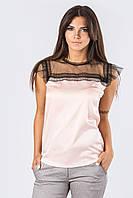 Блуза Ласточка сетка , фото 1