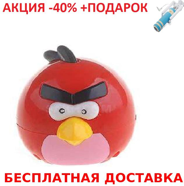 MP3 плеер Angry Birds + монопод для селфи