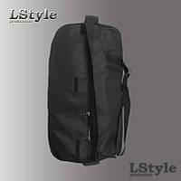 Армейский рюкзак сумка-баул Бундесвер 65 л цвет черный