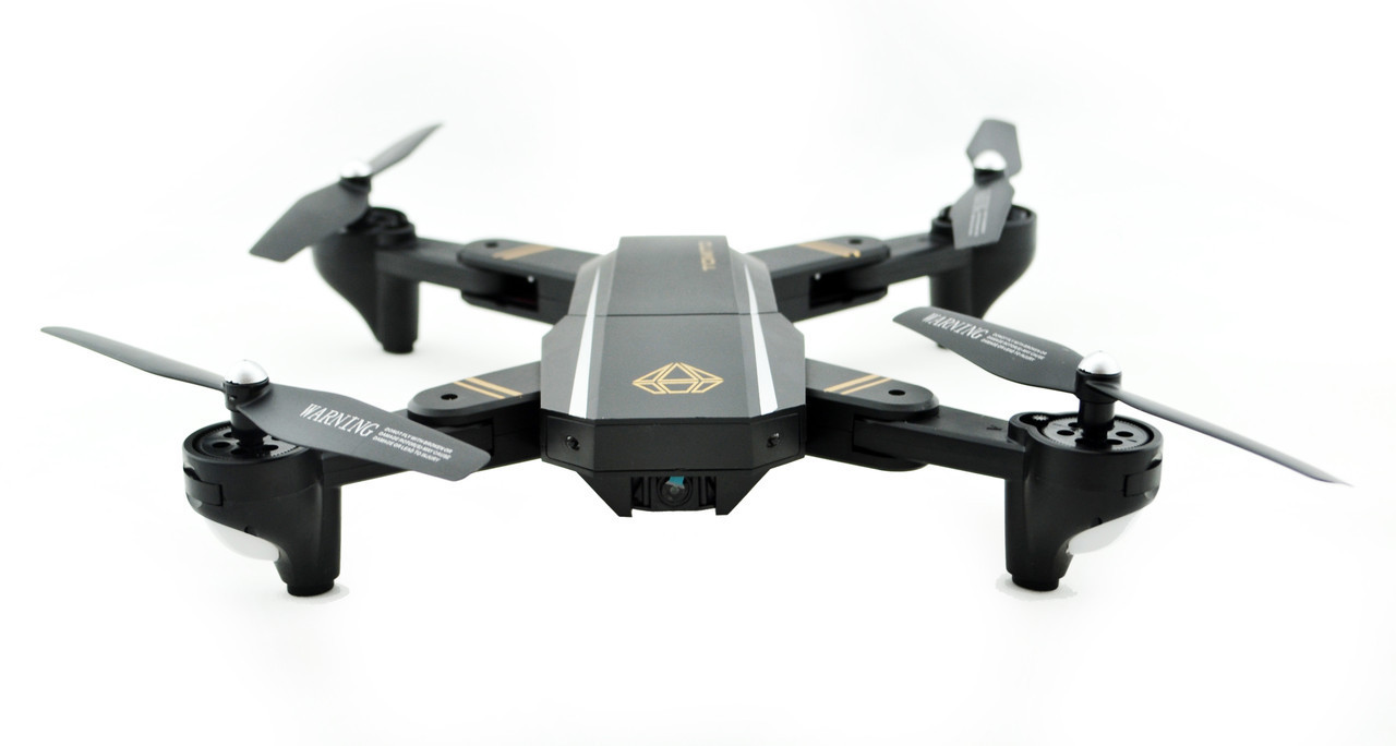 Квадрокоптер Phantom D5HW c WiFi камерой со складным корпусом
