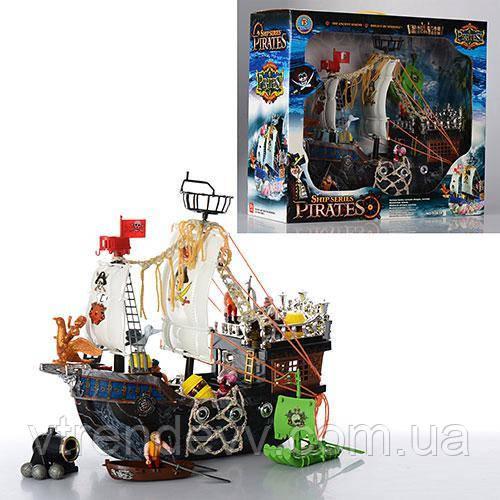 Пиратский корабль с пиратами Limo Toy игровой набор