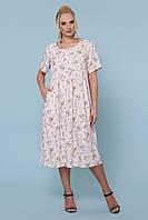 Платье Ирма-Б к/р , фото 1