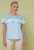 Блуза Мелания-Б к/р , фото 1