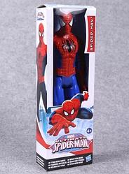 Фигурка Мстители Человек-Паук Hasbro  Marvel Avengers Hero Spider Man 30 см
