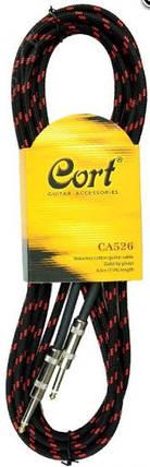 CORT CA526 (BK)  Инструментальный кабель, фото 2