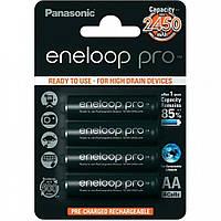 Аккумуляторы Panasonic Eneloop Pro (2500 mAh) BK-3HCCE/4BE