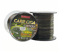 "Леска рыболовная BratFishing carp GIGA camou 500m (радуга) 0.35 ""СУПЕР КАЧЕСТВО"""