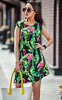 Платье Фламинго , фото 1