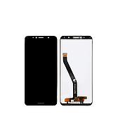 Дисплей Модуль Huawei Y6 (2018)/Y6 Prime (2018) с сенсором Black