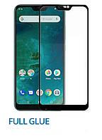 Защитное цветное стекло Mocolo (full glue) на весь экран для Huawei Honor 8X