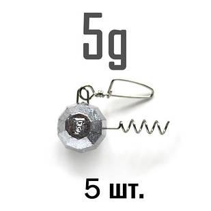 ШТОПОР ГРАНЁНЫЙ Fanatik  5 г. 5 шт.