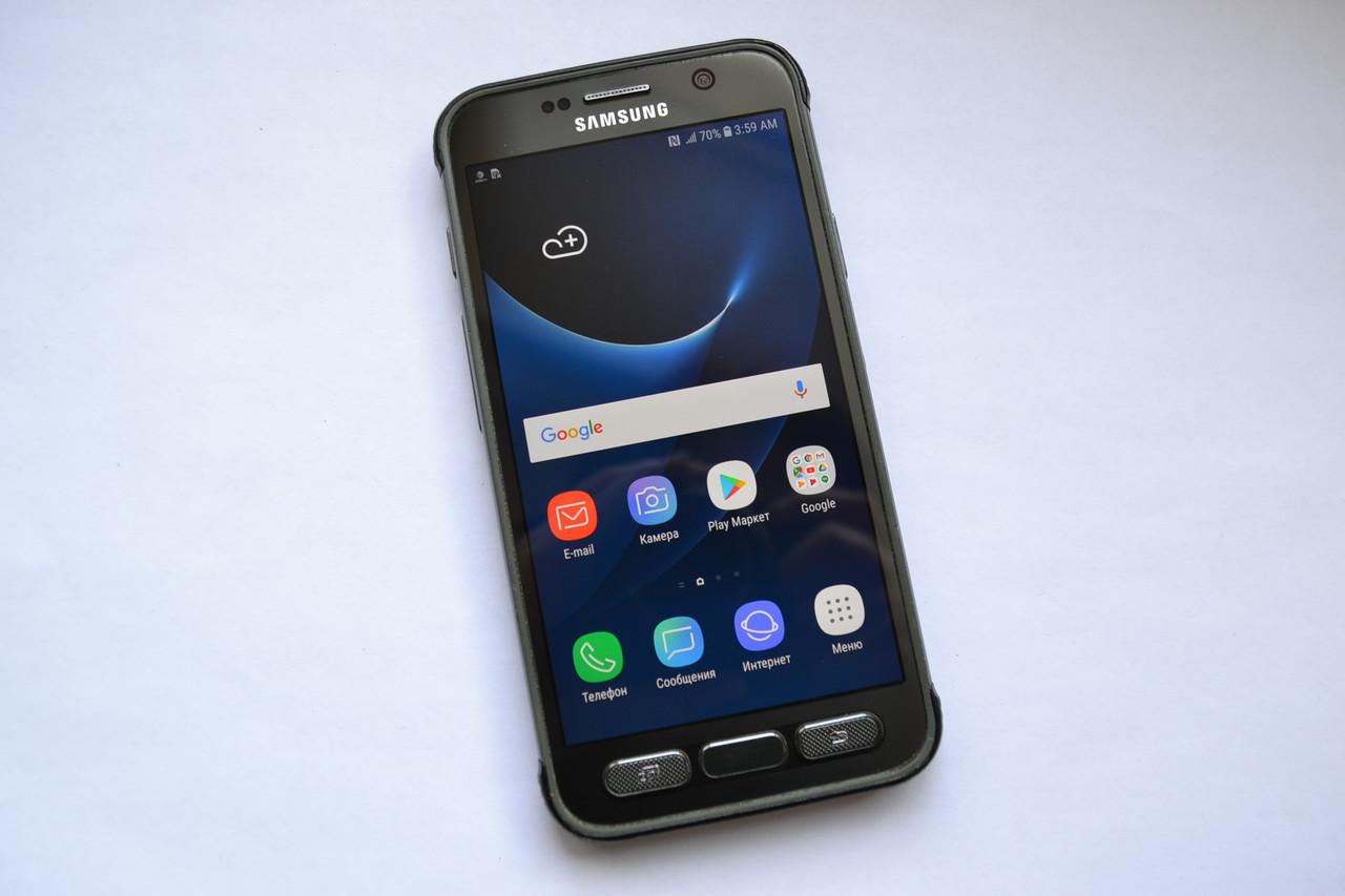 Samsung Galaxy S7 Active 32Gb Camo Green SM-G891A Оригинал!