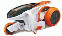 Мотоцикл Maisto на р/у Cyklone 360 оранжево-белый (82066 orange/white)