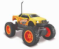 Автомодель Maisto на р/у Off Road Go оранжевый (81762 yellow)