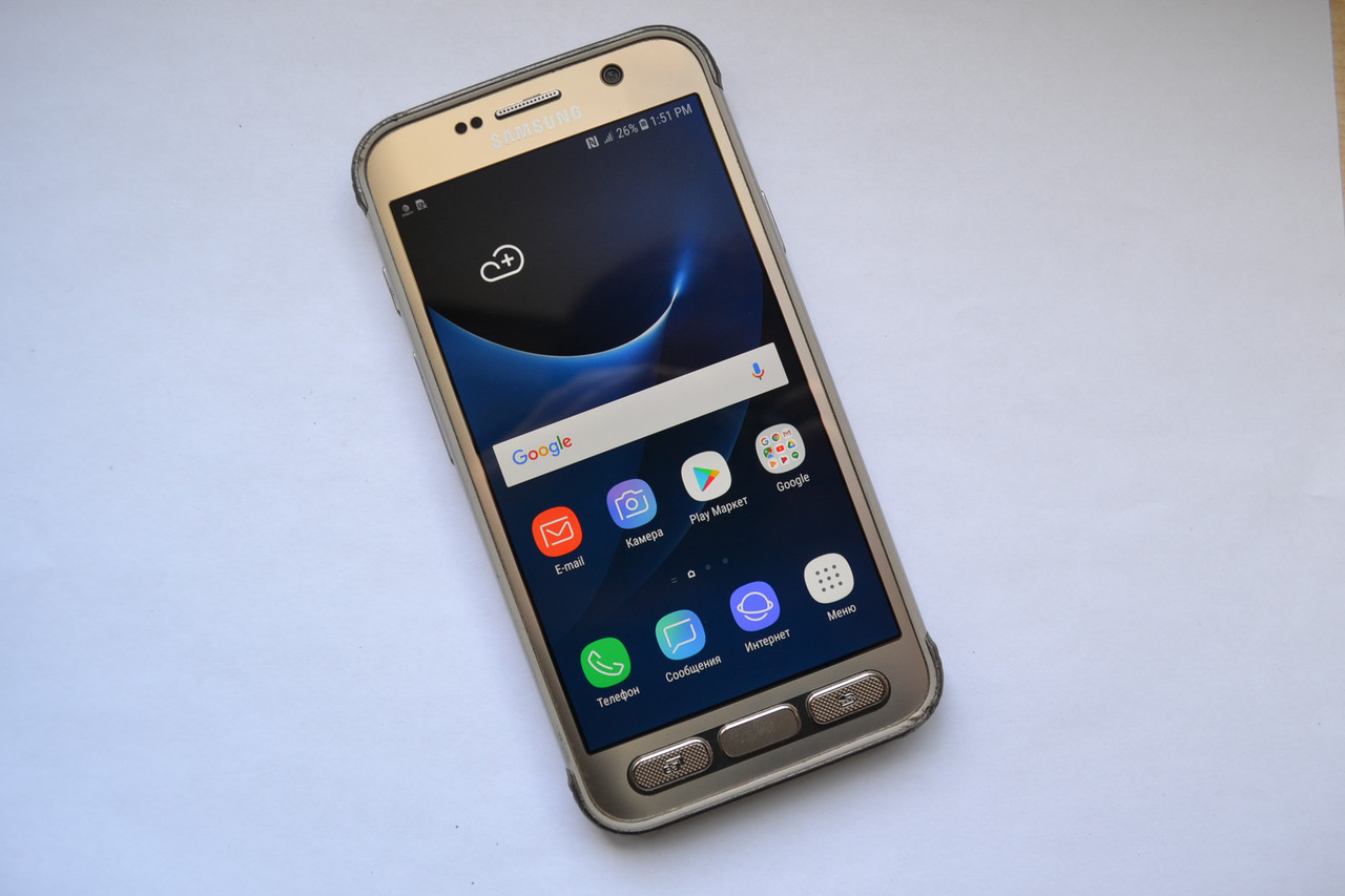 Samsung Galaxy S7 Active 32Gb Gold SM-G891A Оригинал!