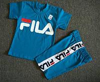 Детский летний костюм FILA  для мальчика