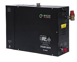 "Парогенератор для хаммама  EcoFlame KSA 45С (4,5 кВт) с кнопкой ""ПАР"""