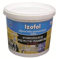 Дисперсионная гидроизоляционная мембрана IZOFOL,7кг