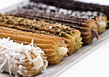 Бу формовщик трубочек с начинкой Churros Rheon 500 шт/ч, фото 3
