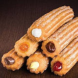 Бу формовщик трубочек с начинкой Churros Rheon 500 шт/ч, фото 5