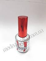 BLAZE QUARTZ Extra Gloss Top - Топ для гель-лака с экстра-блеском, 15 мл