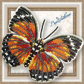 """Набор для вышивки бисером """"Бабочка EUPHAEDRA ELEUS"""""""