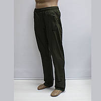 """Спортивные тонкие штаны плащевка материал """"Холодок"""" тм. FORE 9589h"""