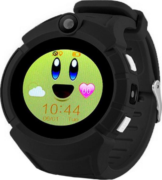 Smart Watch Q360 Gsm/Gps/камера Black Гарантия 1 месяц