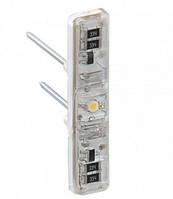 Celiane/MOSAIC Лампа підсвітки для вимикачей; 220 В~, споживання 0,15мА