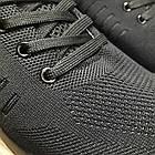 Кроссовки Bonote текстиль сетка чёрные р.45, фото 3