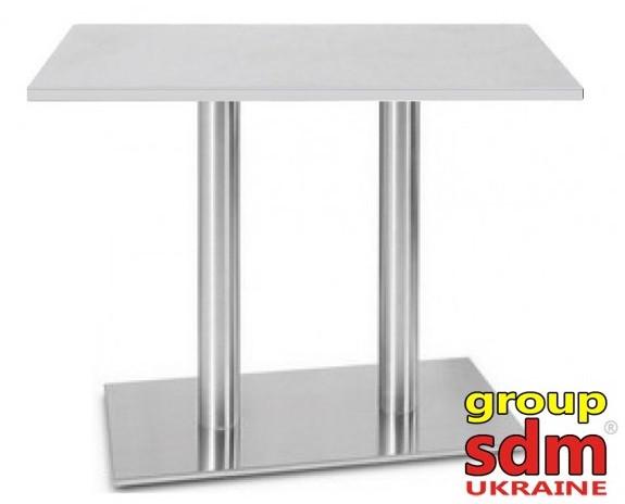 Барный стол Тефу80 белый от SDM Group 120*80 см