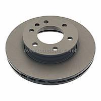 Тормозной диск Mercedes-Benz PKW (производство FEBI) (арт. 27698), AEHZX
