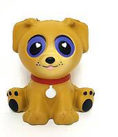 Сквиш собачка игрушка-антистресс