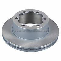Тормозной диск Mercedes-Benz PKW (производство FEBI) (арт. 27700), AFHZX